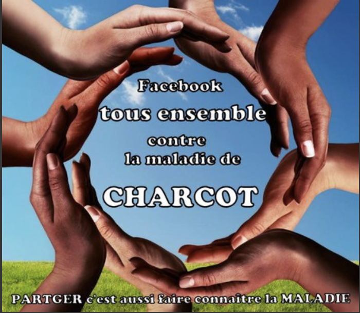 Tous ensemble contre la maladie de Charcot